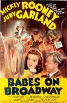 Babes on Broadway 1941 DVD - Mickey Rooney / Judy Garland